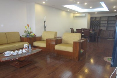 3 bedroom apartment at reasonable price in E4, Ciputra Hanoi