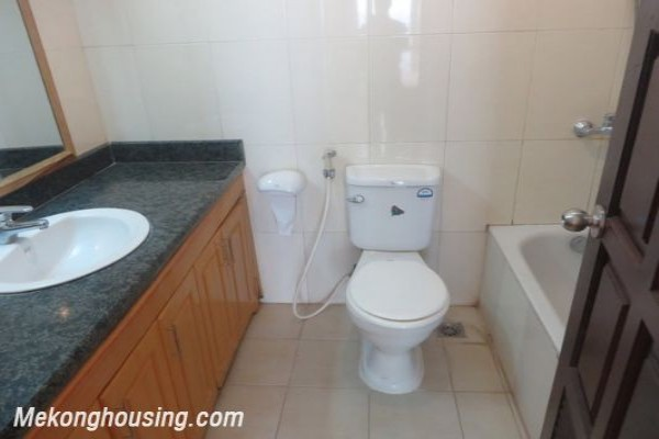 3 bedroom apartment on high floor with reasonable price for rent in G2, Ciputra Hanoi 1