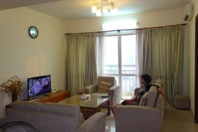 4 bedroom apartment for lease in G2 Ciputra Hanoi, full furmiture