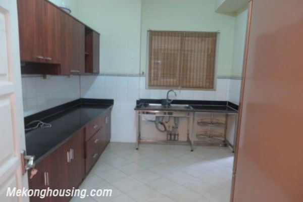 4 bedroom apartment with reasonable price for rent in E1 tower, Ciputra Hanoi 1