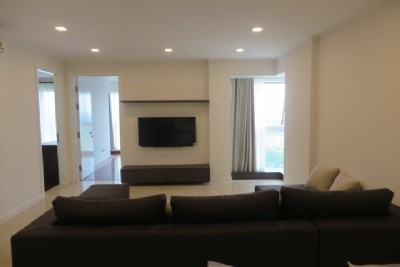 Beautiful apartment in L1 Ciputra Hanoi for rent at good price, 3 bedrooms