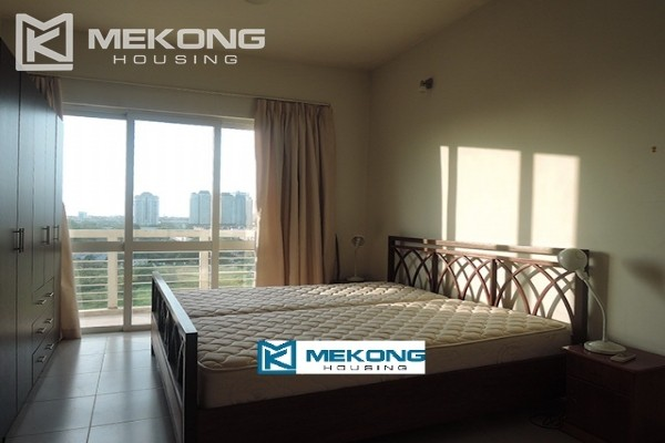 Bright apartment with 3 bedrooms for rent in E4 tower, Ciputra Hanoi 1