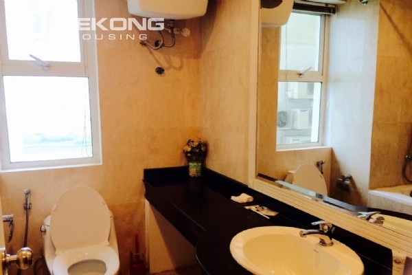 Ciputra 3 bedroom apartment with great view on high level for rent in P tower 1