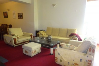 Ciputra furnished apartment with 3 bedrooms for rent in G building