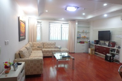 Ciputra Hanoi nicely furnished apartment with 4 bedrooms for rent in E5 tower