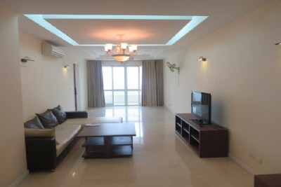 Fullly furnished apartment with 3 bedrooms for rent in P building, Ciputra Hanoi
