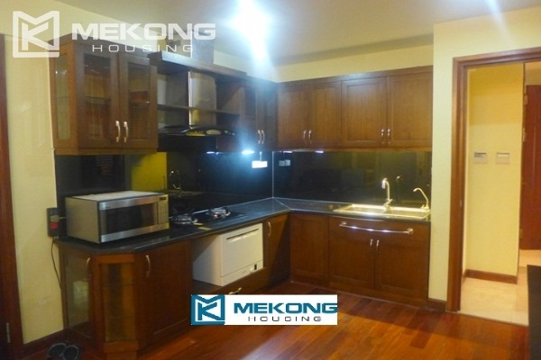 Fullly furnished apartment with 3 bedrooms for rent in P tower, Ciputra Hanoi 1