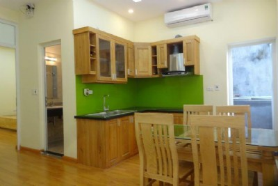 Fully furnished apartment for rent in Nghi Tam, Tay Ho district, Hanoi