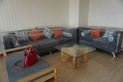 Fully furnished apartment with 3 bedrooms for rent in CT2B Tay Ho Residence, Tay Ho, Hanoi
