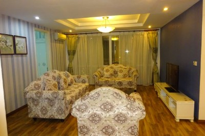 Lake view apartment in G3 tower, Ciputra Hanoi, brand-new furniture