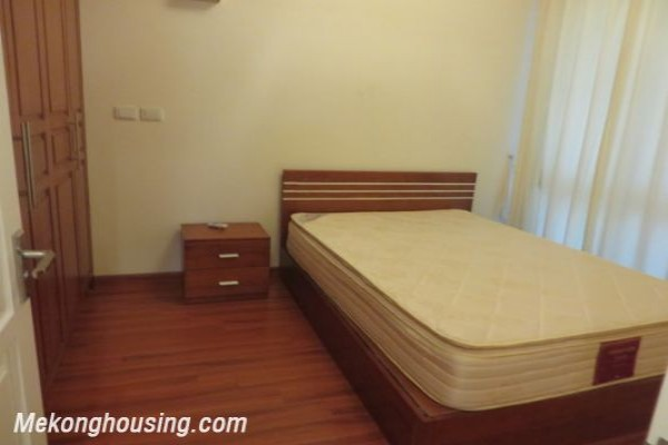 Lake view apartment with 3 bedrooms on high floor in P building, Ciputra Hanoi 1
