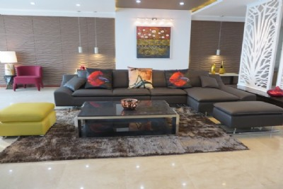 Luxurious apartment with 4 bedrooms for rent in L1 building, Ciputra Hanoi