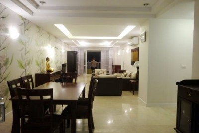 Nice Apartment For Rent in Tower P2 Ciputra Ha Noi