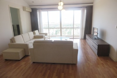 Nicely furnished apartment with 4 bedrooms for rent in G2 Ciputra Hanoi