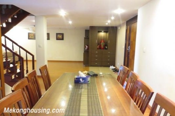 Penthouse apartment in E1 tower, Ciputra Hanoi, cozy decoration 1