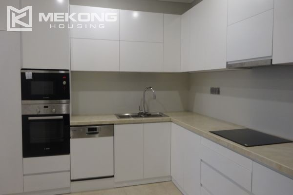Spacious and modernly furnished apartment with 4 bedrooms for rent in L1 tower, Ciputra Hanoi 1