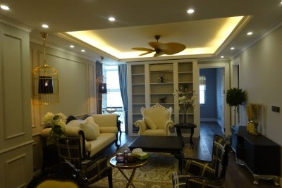 Spacious apartment E1 Ciputra Hanoi for rent, 3 bedrooms