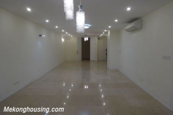 Unfurnished apartment with 3 bedrooms in P1 building, Ciputra Hanoi 1