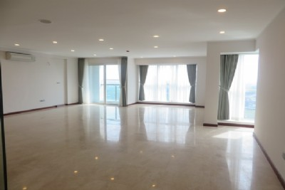Unfurnished apartment with 4 bedrooms for rent in L1 Ciputra Hanoi